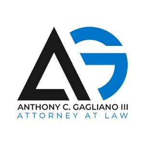 Logo:  Anthony C. Gagliano, III | Philadelphia Personal Injury Attorney